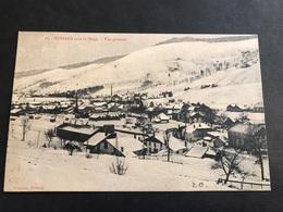 CPA 1900/1920 Bussang Sous La Neige Vue Générale - Bussang