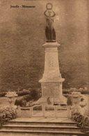 JEMELLE- Monument EERST WERELDOORLOG BELGIË BELGIQUE 1914/18 WWI WWICOLLECTION - War 1914-18