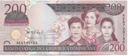 200 PESOS 2007 - Dominicana