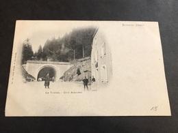 CPA 1900/1920 Bussang Urbès Le Tunnel Côté Alsacien - Bussang