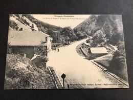 CPA 1900/1920 Bussang A La Sortie Du Tunnel - Bussang