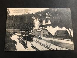 CPA 1900/1920 Frontière Franco-allemande Entre Wesserling Urbis Bussang - Bussang