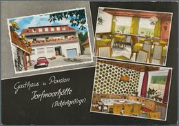 Ansichtskarten: WÜHLKISTE, Mit Gut 2200 Klein- Und Großformatige Ansichtskarten, überwiegend Nachkri - Cartes Postales
