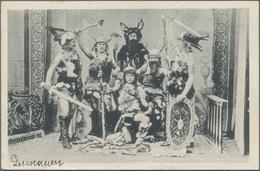 Ansichtskarten: THEMATIK Und Etwas Topografie, Schachtel Mit Knapp 300 Historischen Ansichtskarten A - Cartes Postales