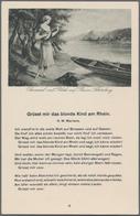 Ansichtskarten: WÜHLKISTE, Karton Mit über 2000 Alten Und Neuen Ansichtskarten, Eine Vielseitige Mis - Cartes Postales