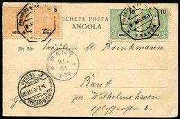 Angola - Covers - Angola