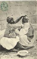 Barbier Arabe RV - Métiers