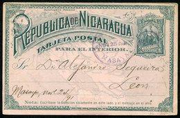 Nicaraguan - Covers - Nicaragua