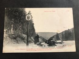 CPA 1900/1920 Cols Des Vosges Col D'oderen Avant La Guerre De 1914 Entre Ventron Et Kruth - Bussang
