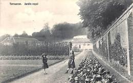 Tervuren Tervueren - Jardin Royal (animation, Edit. Decock 1914) - Tervuren