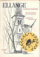 Ellange   Sapeurs-Pompiers 1957 - History