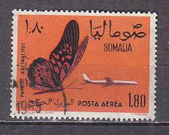 D0129 - SOMALIE SOMALIA AERIENNE Yv N°11 PAPILLONS BUTTERFLIES - Somalia (1960-...)