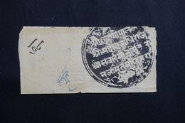 INDE - Enveloppe à Identifier - L 61408 - Autres
