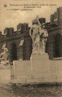 Monument Aux Héros Et Victimes Civiles De Comines EERST WERELDOORLOG BELGIË BELGIQUE 1914/18 WWI WWICOLLECTION - Guerre 1914-18