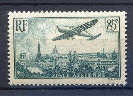 TIMBRE FRANCE REF270520...POSTE AERIENNE N°8...LUXE ** - Poste Aérienne