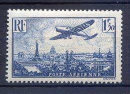 TIMBRE FRANCE REF270520...POSTE AERIENNE N°9...LUXE ** - Poste Aérienne