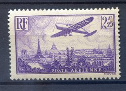 TIMBRE FRANCE REF270520...POSTE AERIENNE N°10...LUXE ** - Poste Aérienne