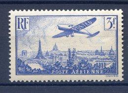 TIMBRE FRANCE REF270520...POSTE AERIENNE N°12...LUXE ** - Poste Aérienne