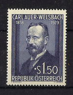 AUSTRIA **840 Nuevo Sin Charnela. Cat.55 € - 1945-.... 2. Republik