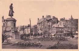 Liege  Theatre Et Monument Gretry - Liege