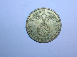 ALEMANIA 10 PFENNIG 1938 F (1378) - [ 4] 1933-1945 : Tercer Reich