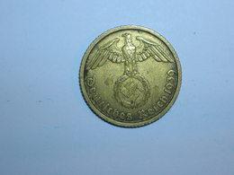 ALEMANIA 10 PFENNIG 1939 B (1382) - [ 4] 1933-1945 : Tercer Reich