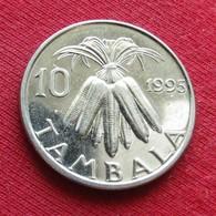 Malawi 10 Tambala 1995 KM# 27 - Malawi