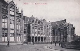 Liege  Le Palais De Justice - Liege