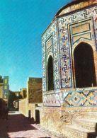 1 AK Usbekistan * Mausoleum In Der Historische Altstadt Von Samarkand Erb. Im 15. Jh. - Seit 2001 UNESCO Weltkulturerbe - Oezbekistan