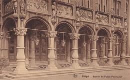 Liege  Entre Du Palais Provincial - Liege