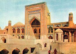 1 AK Usbekistan * Historische Altstadt Von Khiva (Xiva) Mit Der Alla-Quli-Khan-Madrasa - Seit 1990 UNESCO Weltkulturerbe - Oezbekistan