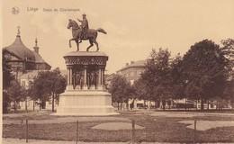 Liege Statue De Charlemagne - Liege