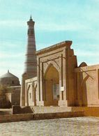1 AK Usbekistan * Historische Altstadt Von Khiva (Xiva) Mit Dem Minarett Chodja-Islam - Seit 1990 UNESCO Weltkulturerbe - Ouzbékistan