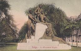 Liege Le Monument Rogier - Liege