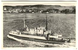 MOMMARK Ferry Faaborg Denmark C. 1935 - Ferries