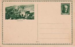 TCHECOSLOVAQUIE      ENTIER POSTAL/GANZSACHE/POSTAL STATIONARY CARTE ILLUSTREE - Ansichtskarten