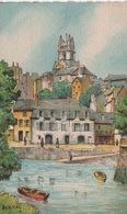 Quimperlé-LA Haute Ville. - Quimperlé