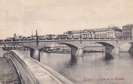 Liege Pont De La Boverie - Liege