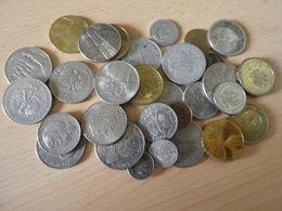 Konvolut Von Polnischen Kursmünzen - Polen