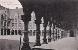 Liege Cour Du Palais De Justice - Liege