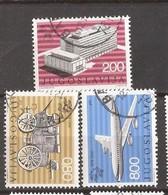 1 - YU  JUGOSLAWIEN JUGOSLAVIJA   UPU  USED - UPU (Union Postale Universelle)