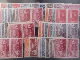Roumanie Belle Collection Neufs ** MNH 1943/1957. Séries Complètes Et Bonnes Valeurs. TB. A Saisir! - Romania