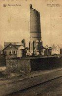 TERMONDE-Ruines. Usines Verongen EERST WERELDOORLOG BELGIË BELGIQUE 1914/18 WWI WWICOLLECTION - Guerre 1914-18
