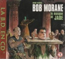 CD - (LA BD EN CD)  - BOB MORANE - LE MASQUE DE JADE - HENRI VERNES - NEUF - N°23 - Autres Collections