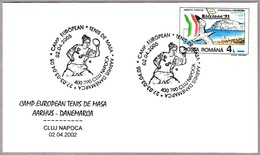 CAMP. EUROPEO TENIS DE MESA - AARHUS (Dinamarca). European Champ.Table Tennis. Cluj Napoca 2005 - Tennis Tavolo