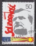 Macedonia 2008 Yvert 476, Cultural Cooperation With Poland - MNH - Macedonia