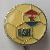 RUKOMETNI SAVEZ HRVATSKE HANDBALL ASSOCIATION OF CROATIA  PINS BADGES P4/1 - Handball