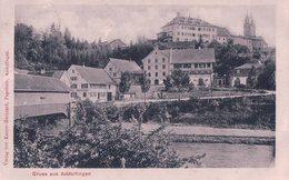 Gruss Aus Andelfingen ZH, Restaurant Zur Neumühle (150525) - ZH Zurich