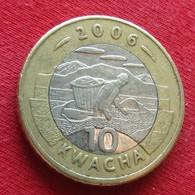 Malawi 10 Kwacha 2006 KM# 58 - Malawi
