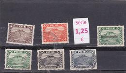 Perú  -  Serie Completa   - 5/2390 - Pérou